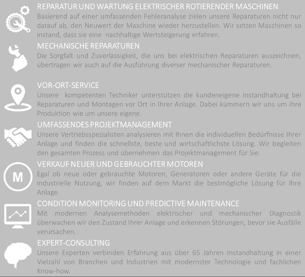 LeistungenHempelElektroMaschinenbau