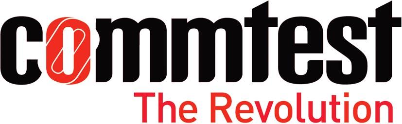 Commtest_the_Revolution_logo