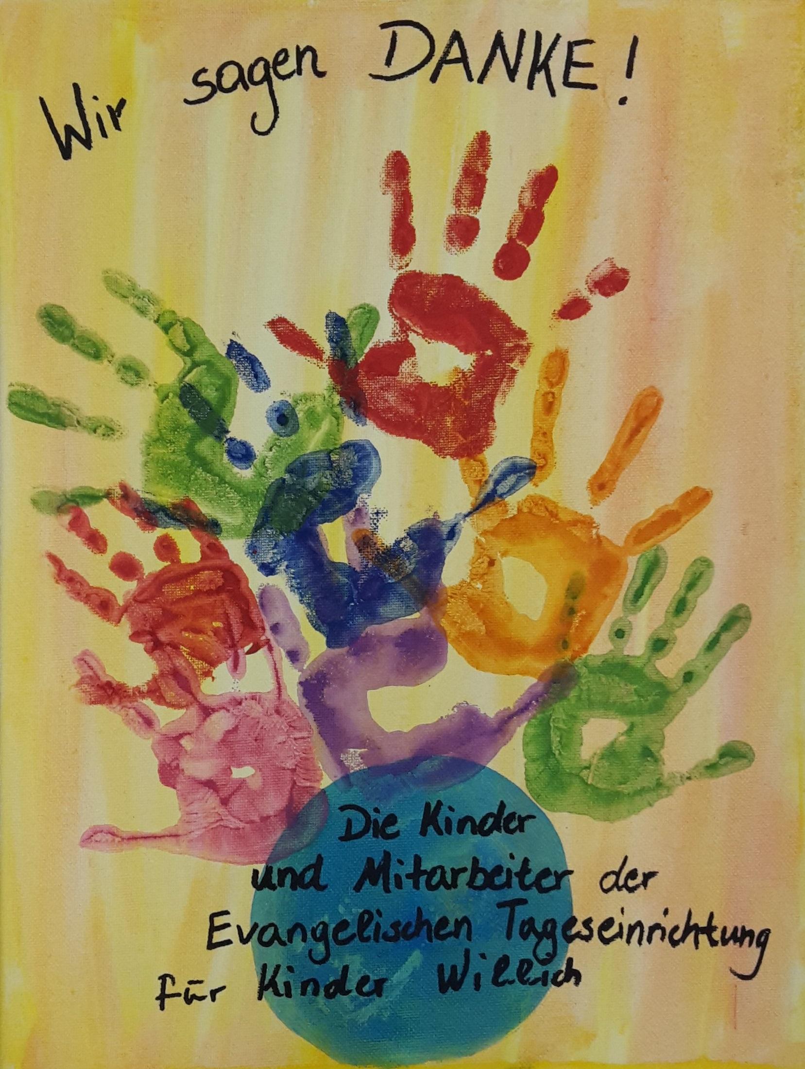 Danke Kindergarten