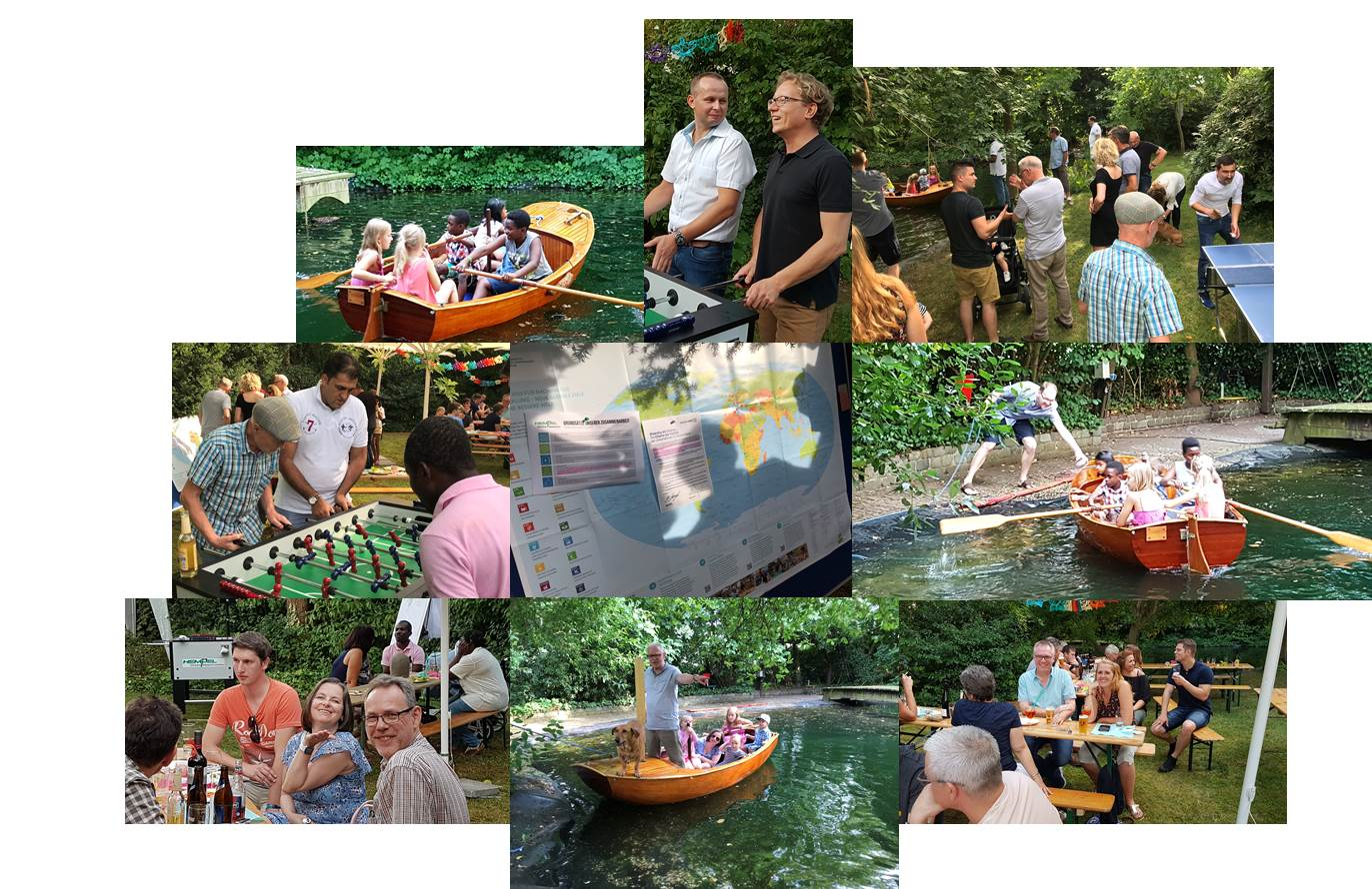 collage sommerfest 2017
